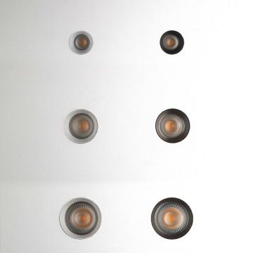 Встраиваемый светодиодный светильник Astro Void LED 1392011 (5782), IP65, LED 12,7W 2700K 1219lm CRI80, белый, металл - миниатюра 2