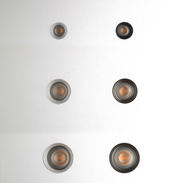 Встраиваемый светодиодный светильник Astro Void LED 1392011 (5782), IP65, LED 12,7W 2700K 1219lm CRI80, белый, металл - миниатюра 3
