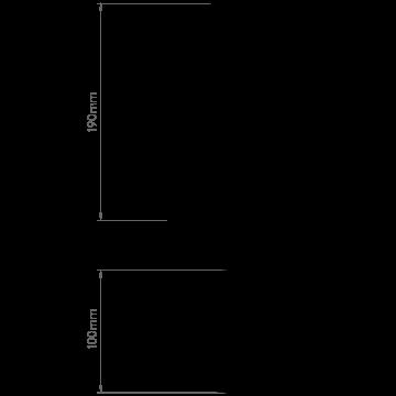 Схема с размерами Astro 1392011