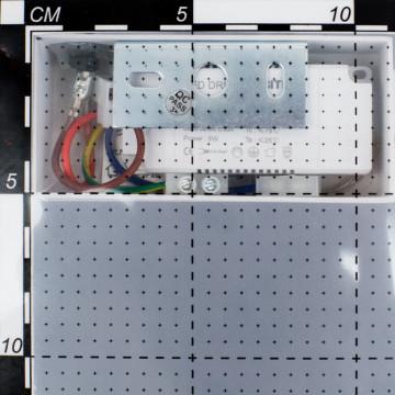 Настенный светодиодный светильник для подсветки картин Citilux Визор CL708350, LED 8W 3600K 975lm, белый, хром, металл - миниатюра 9