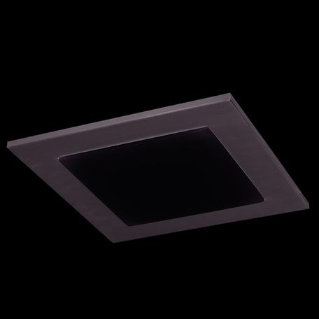 Потолочный светодиодный светильник Eglo Ciolini 94555, LED 9,7W 3000K 1140lm, никель, металл, металл с пластиком