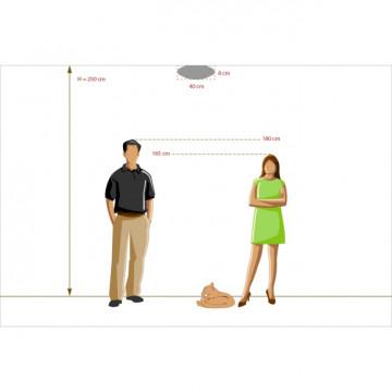 Схема с размерами De Markt 452011701