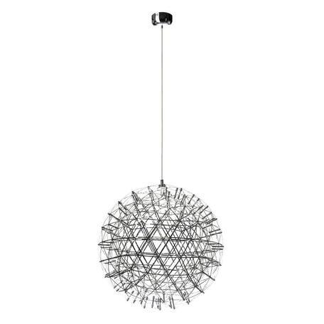 Подвесная светодиодная люстра Loft It Moooi Raimond 9027-61, LED 48,6W 3000K, хром, металл