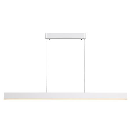 Подвесной светодиодный светильник Odeon Light Stravi 3810/37L 3200K (дневной), белый, металл, пластик