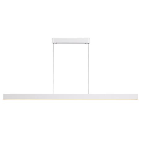 Подвесной светодиодный светильник Odeon Light Stravi 3810/49L 3200K (дневной), белый, металл, пластик