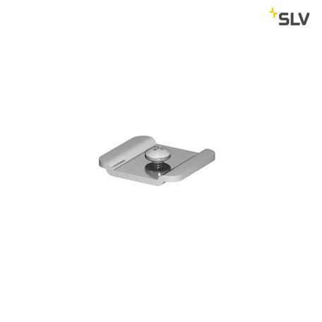 Адаптер для шинопровода SLV H-PROFIL 1001810, серебро