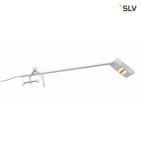 Мебельный светодиодный светильник SLV LENITO 1001464, LED 3000K, белый, металл