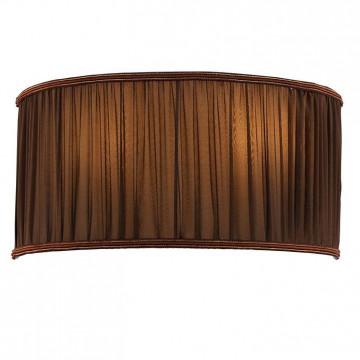 Абажур Newport Абажур к 3122/A кофейный, коричневый, текстиль