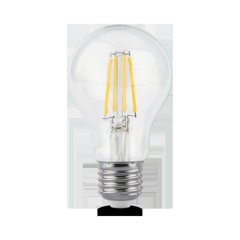 Филаментная светодиодная лампа Gauss 102802110 груша E27 10W, 2700K (теплый) CRI>90 185-265V, гарантия 3 года - фото 3