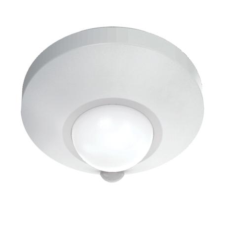 Мебельный светодиодный светильник Gauss CL001, LED 2W 4000K 120lm CRI>80, белый, металл