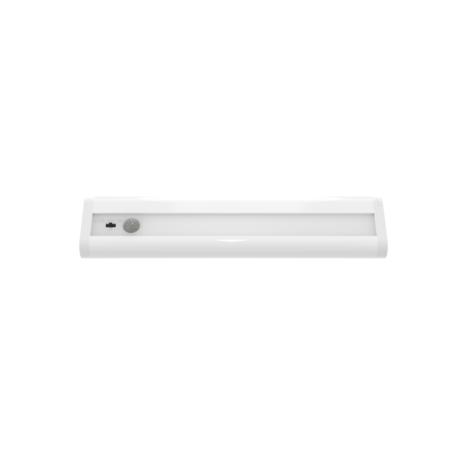 Мебельный светодиодный светильник Gauss CL003, LED 2,5W 4000K 105lm CRI>80, белый, металл