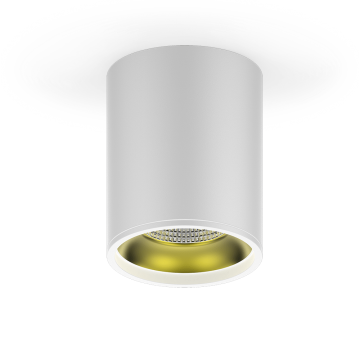 Потолочный светильник Gauss Overhead HD010 3000K (теплый)