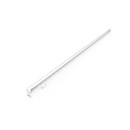 Светодиодный светильник для растений Gauss Фито 130411912, LED 12W 3000K 660lm CRI>80, белый, пластик