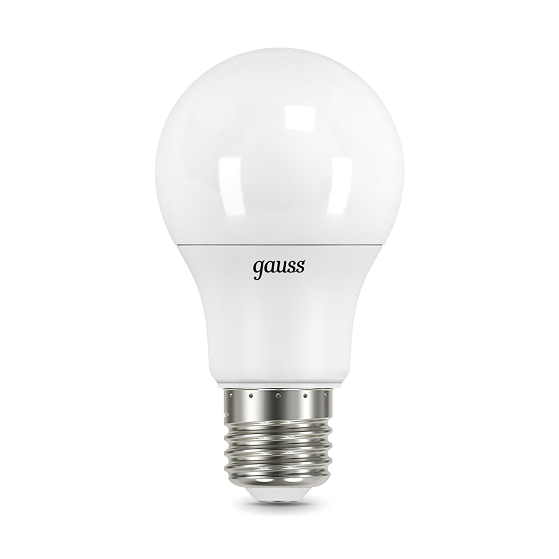 Светодиодная лампа Gauss 102502210 груша E27 10W, 4100K (холодный) CRI>90 150-265V, гарантия 5 лет - фото 3