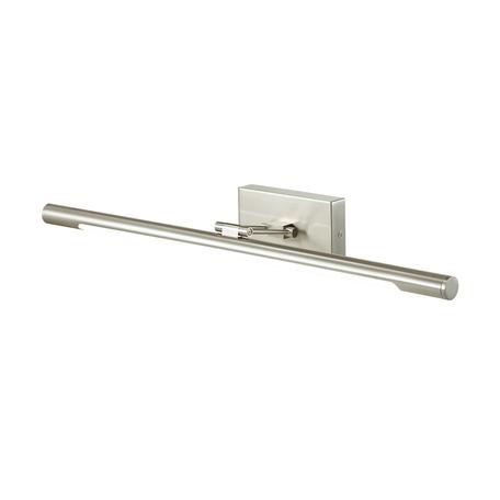 Настенный светодиодный светильник для подсветки картин Lumion Picture Hikari 3766/12WL, LED 12W 4000K, никель, металл, пластик