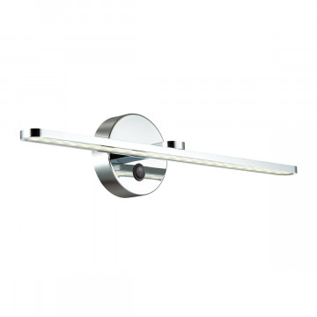 Настенный светильник Lumion Akari 3762/14WL, IP44, хром, металл, пластик