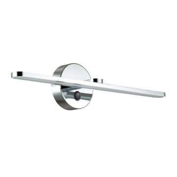Настенный светильник Lumion 3762/14WL, IP44, хром, металл, пластик