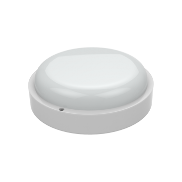 Потолочный светильник Gauss Eco 126411315, IP65 6500K (холодный)