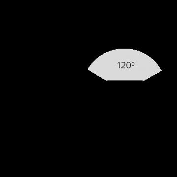 Схема с размерами Gauss Elementary 13617