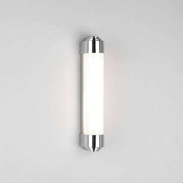 Настенный светодиодный светильник Astro Belgravia 1110007 (8043), IP44, LED 11,5W 3000K 410.4lm CRI80, хром, белый, металл, пластик