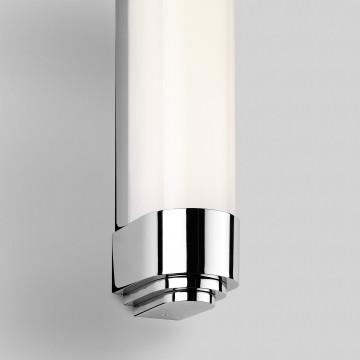 Настенный светодиодный светильник Astro Belgravia 1110008 (8044), IP44, LED 19W 3000K 723.06lm CRI80, хром, белый, металл, пластик - миниатюра 5