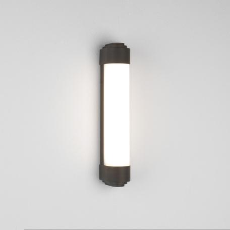 Настенный светодиодный светильник Astro Belgravia 1110009 (8045), IP44, LED 11,5W 3000K 410.4lm CRI80, бронза, пластик