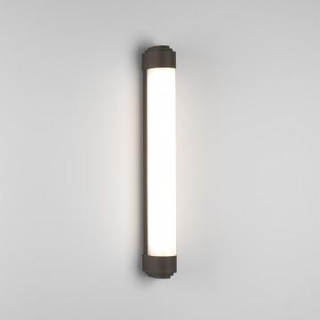 Настенный светодиодный светильник Astro Belgravia 1110010 (8046), IP44, LED 19W 3000K 723.06lm CRI80, бронза, пластик