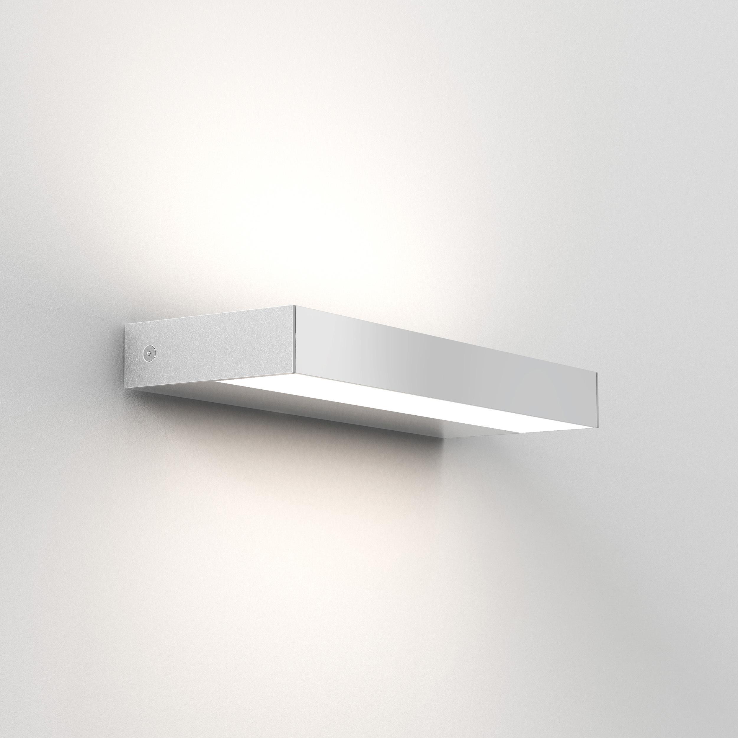 Настенный светодиодный светильник Astro Axios 1307009 (8180), IP44, LED 5,9W 3000K 204.66lm CRI80, хром, металл, пластик - фото 1