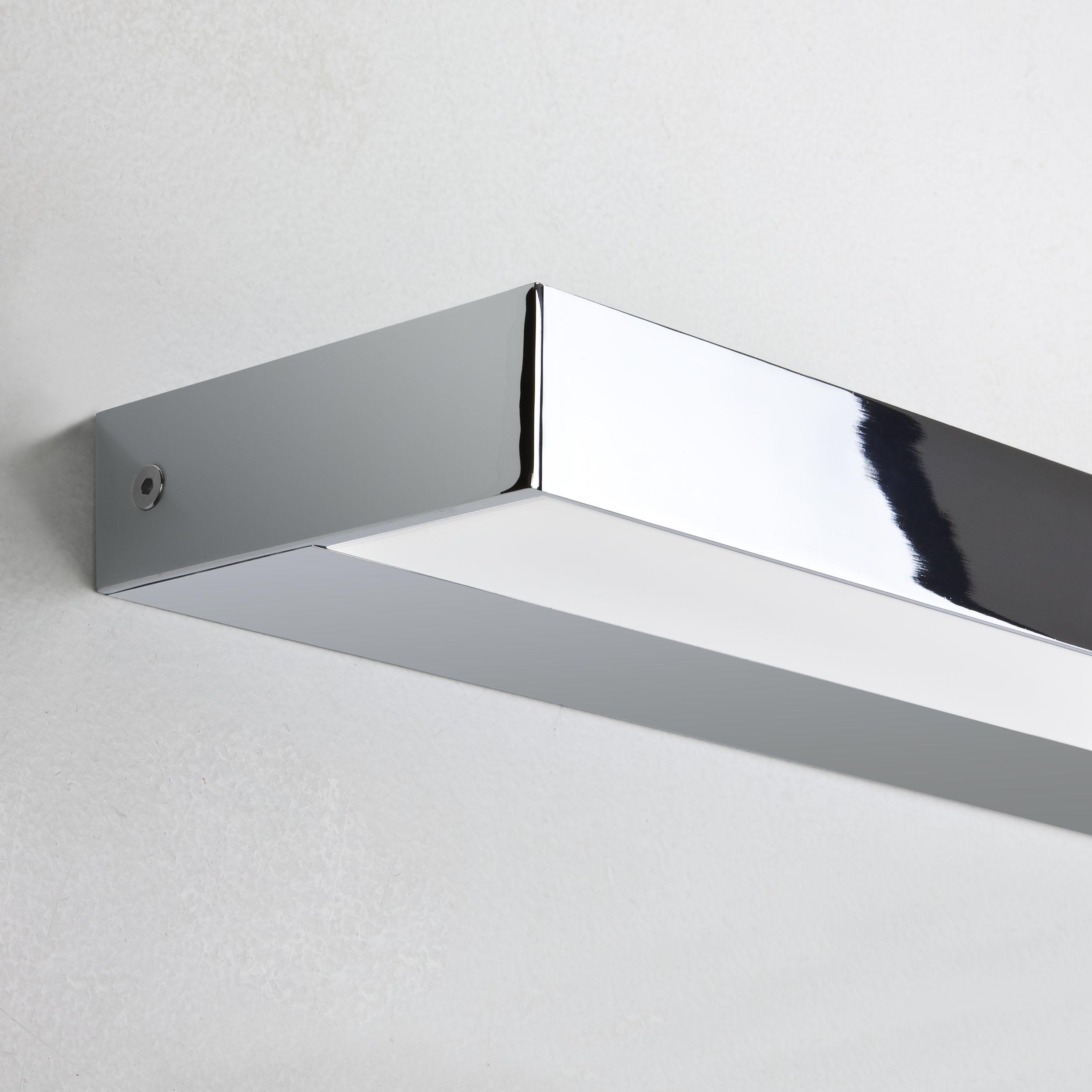 Настенный светодиодный светильник Astro Axios 1307009 (8180), IP44, LED 5,9W 3000K 204.66lm CRI80, хром, металл, пластик - фото 2