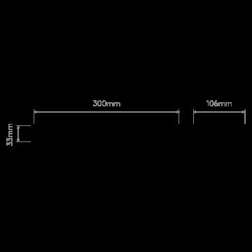 Схема с размерами Astro 1307009