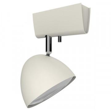 Потолочный светильник Nowodvorski Vespa 6965, 1xG9x75W, серый, металл