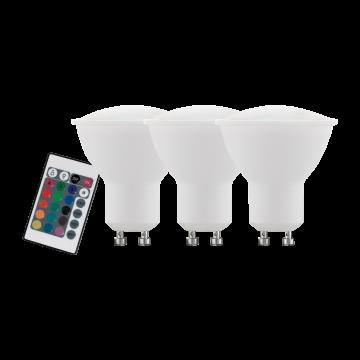 Светодиодная лампа Eglo 10687 GU10 4W, диммируемая