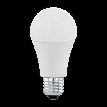 Светодиодная лампа Eglo 11477 груша E27, 3000K (теплый), гарантия 5 лет