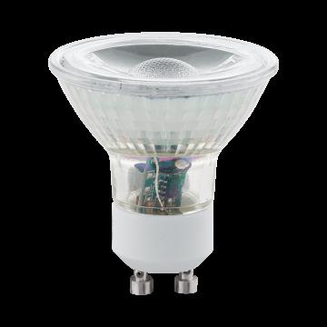 Светодиодная лампа Eglo 11511 MR16 GU10 5W, 3000K (теплый) CRI>80, гарантия 5 лет
