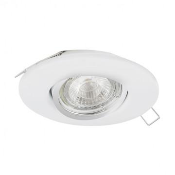 Встраиваемый светильник Eglo 95354, 1xGU10x5W