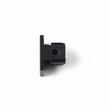 Концевая заглушка для шинопровода Astro 6020011 (2064), черный, пластик