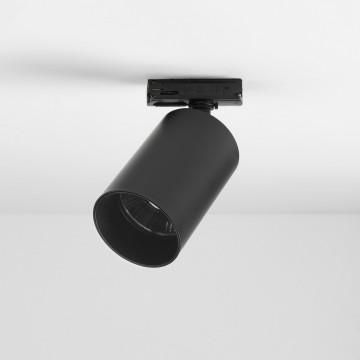 Светодиодный светильник для шинной системы Astro Can 1396004 (6164), LED 11,8W 3000K 985.5lm CRI80, черный, металл