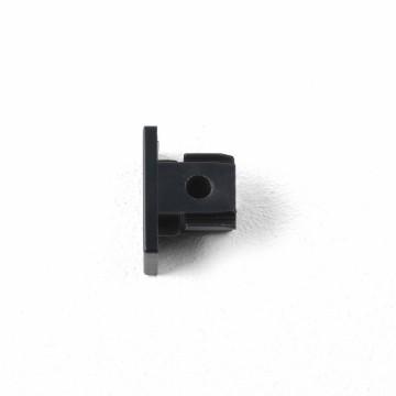 Концевая заглушка для шинопровода Astro Track 6020011 (2064), черный, пластик