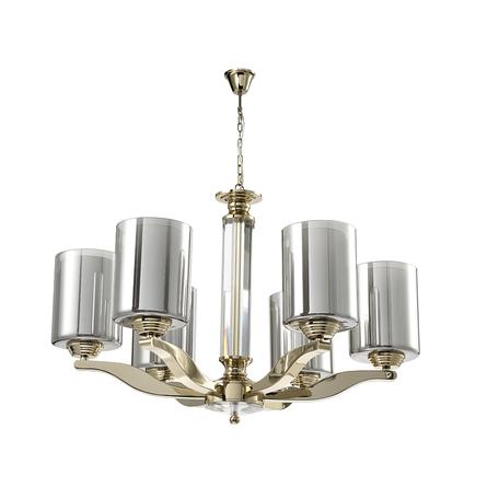 Светильник Newport 7900 7906/C gold (М0061227), 6xE14x60W