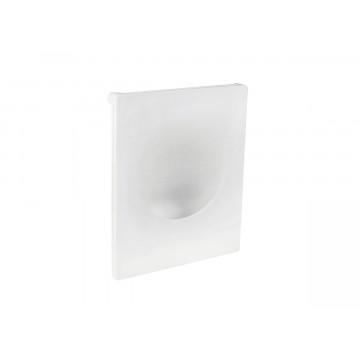Встраиваемый настенный светильник Donolux Cheese DL253G, 1xGU10x35W