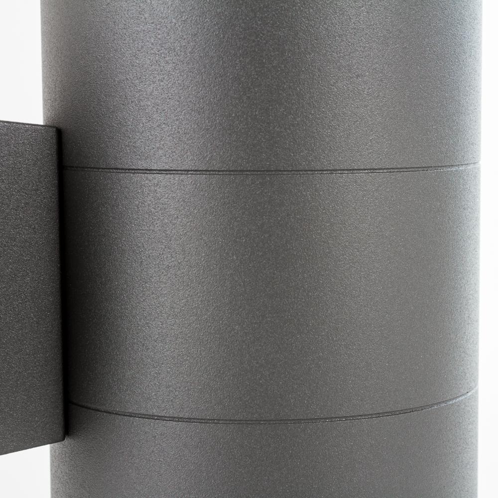 Настенный светильник Nowodvorski Rock 3407, IP44, 2xE27x60W, черный, черный с прозрачным, металл, металл со стеклом, стекло - фото 4