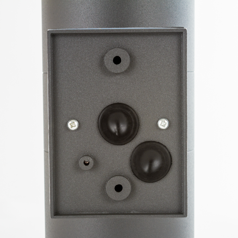 Настенный светильник Nowodvorski Rock 3407, IP44, 2xE27x60W, черный, черный с прозрачным, металл, металл со стеклом, стекло - фото 5