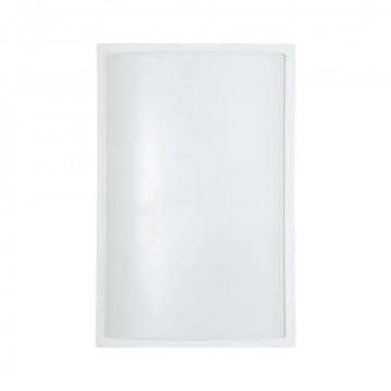 Настенный светильник Nowodvorski Garda 3750, IP65, 1xE27x23W, белый, металл, пластик