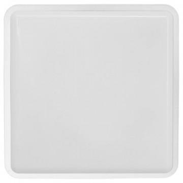 Потолочный светильник Nowodvorski Tahoe 3250, IP65, 1xE27x23W, белый, пластик