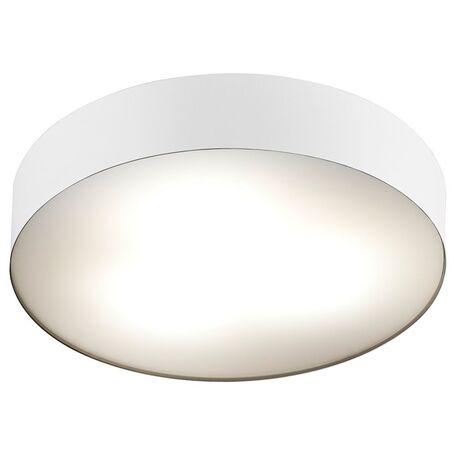 Потолочный светильник Nowodvorski Arena 6724, IP44, 3xE14x20W, белый, металл, пластик