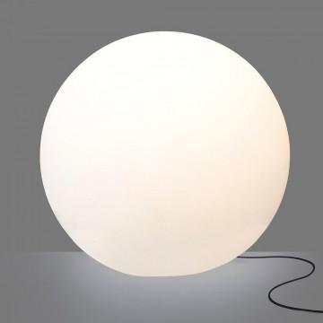 Садовый светильник Nowodvorski Cumulus 9714, IP65, 1xE27x60W, белый, пластик