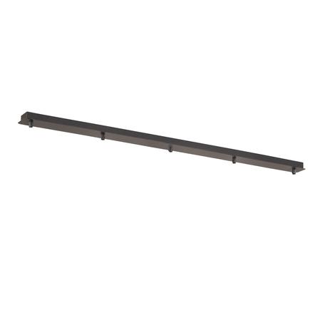 База для подвесного монтажа светильника Lumion Suspentioni 4506/5, черный, металл