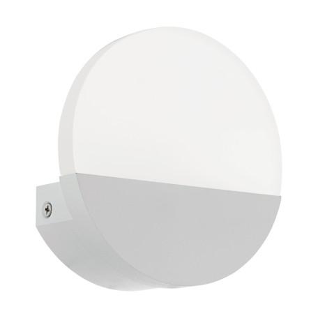 Настенный светодиодный светильник Eglo Metrass 1 96039, LED 4,5W 3000K 480lm, белый, металл, металл с пластиком
