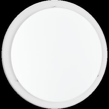 Потолочный светодиодный светильник Eglo LED Planet 31256, LED 11W, белый, металл, стекло