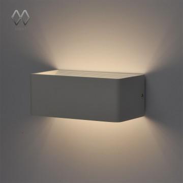 Настенный светильник De Markt Котбус 492023201, белый, металл, пластик